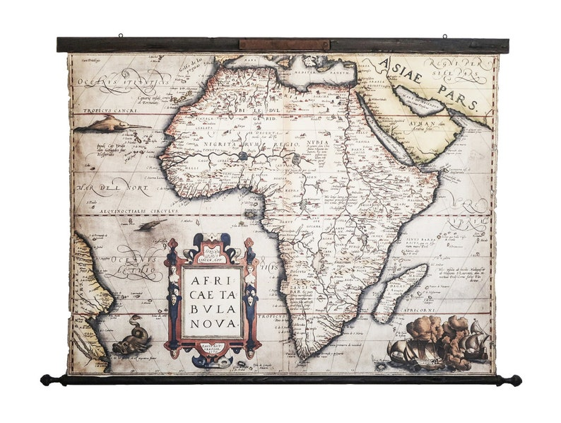 Africa wall art, Old map 1580, African decor living room, For African on map of ethiopia, map of benin, map of goa, map of martin luther, map of ghana, map of span, map of art, map of adobe, map of amer, map of asia, map of last, map of afr, map of amst, map of univ, map of soc, map of fren, map of history, map of nigeria, map of europe, map of namibia,
