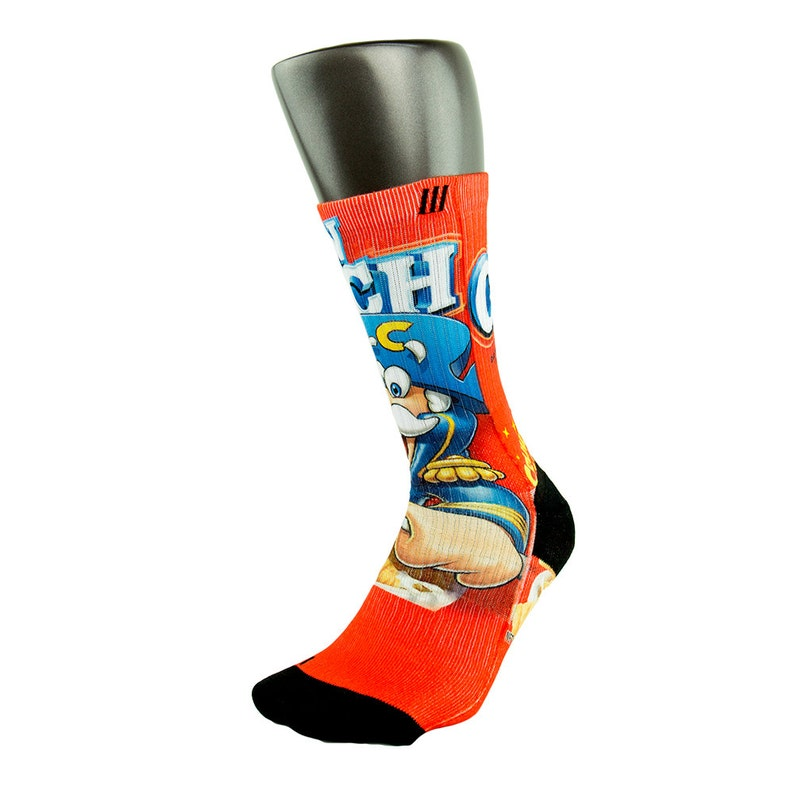 aeee1a34c5a Captain Crunch Customize Elite Socks