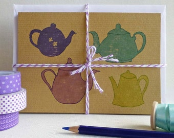 Tea Gift | Secret Santa | Christmas gift for her | Stocking filler | Best friend gift | Gift for mother | Small gifts | Tea party invitation
