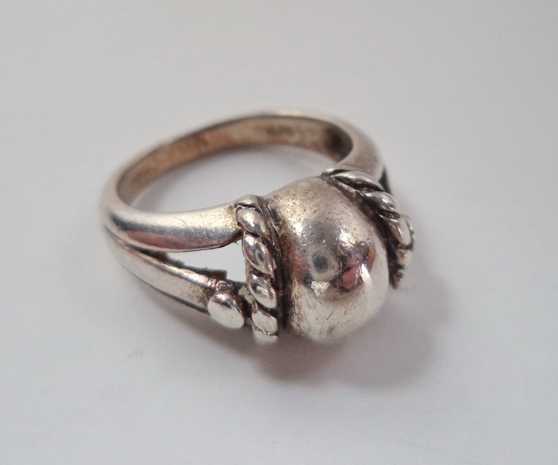 Vintage Sterling Silver Rings 925 MEXICO Sterling Sold Separately Priced to Sell