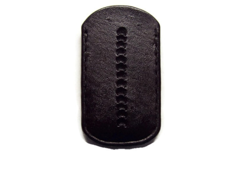 Custom Leather Small Knife or Tool Flat sheath / pouch image 0