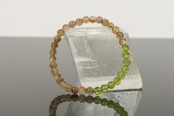 AA Grade 8MM Kornerupine Gemstone Bracelet Healing Gemstone Jewelry Kornerupine Bracelet Stacking Bracelet