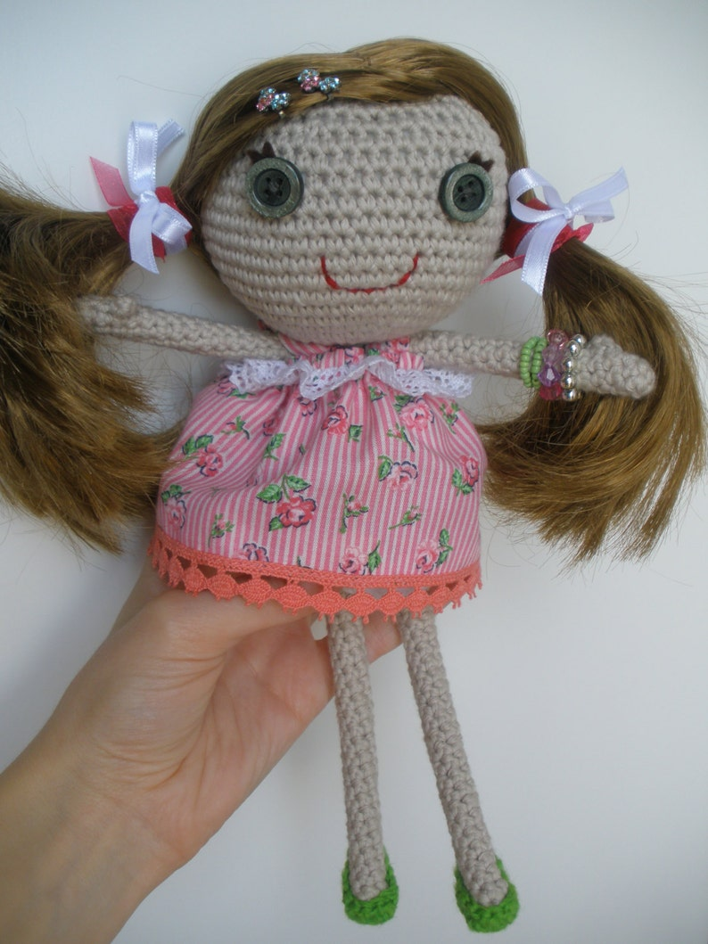 Boy hair amigurumi | Knitted dolls, Doll hair, Crochet doll | 1059x794