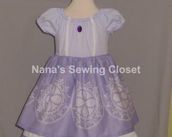 Princesss Sofia Dress