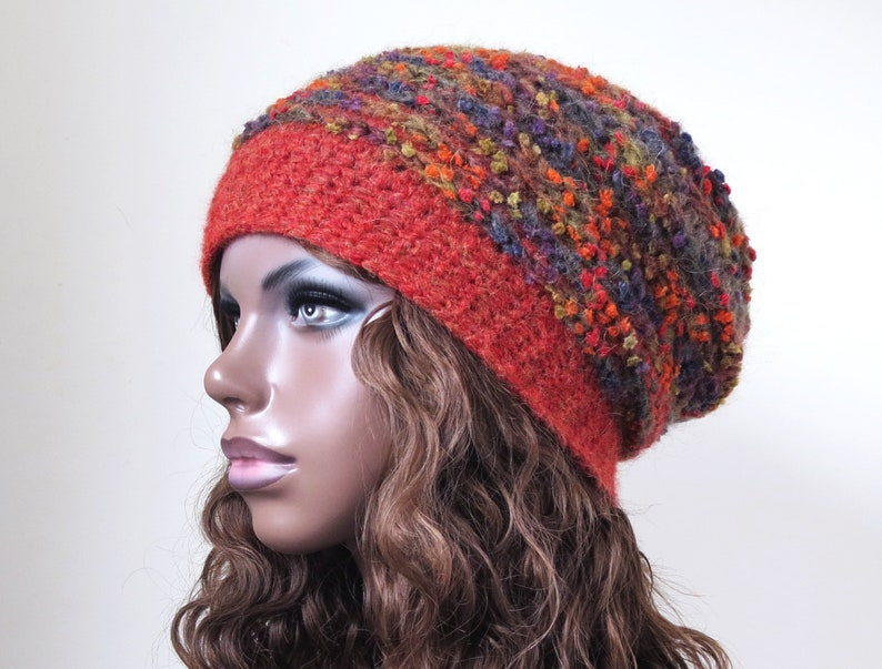 7f513b54d80 Alpaca Hat for Women and Teens Soft Merino Wool Blend in Warm