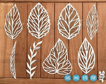 Leaves & Branches svg