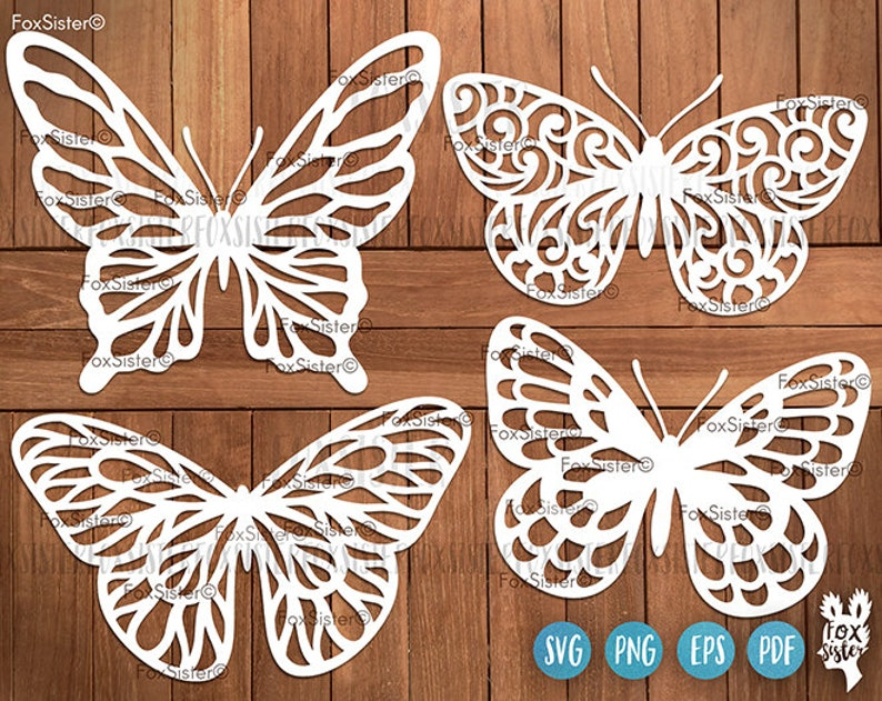 butterfly paper cut out template.html