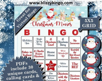 Bingo christmas vacation gif