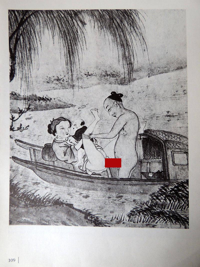 5 arte erótico chino provee de ilustraciones libro páginas Scrapbook ...