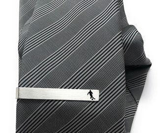 Soccer Tie Bar Soccer Coach Gift Tie Clip Soccer Gifts Very Cool Comes Gift Box Boyfriend Gift Gift for him Sport gift for dad