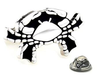 Cancer Zodiac Enamel Pin Astrology Gifts, Lapel Pin
