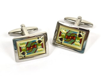 Hobbies Cufflinks
