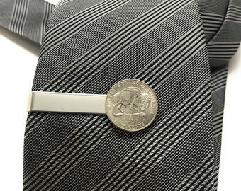 Cyber Monday Sale Birth Year US Buffalo Nickel Tie bar Westward Journey Edition Coin Souvenir Unique Rare Fun Gift