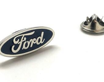 1965 Ford Pin Badge Lapel Tie Tack