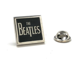 Enamel Pin The Beatles artwork Lapel Pin Hard Enamel Pins Band Fans Lapel Pin Music Players famous art work