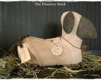 Primitive County Fair Sheep