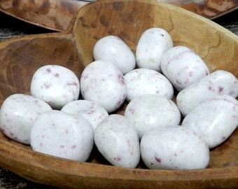 Cinnabarite Tumbled Stone - Cinnabarite - Tumbled Cinnabarite - (TS-119-03)