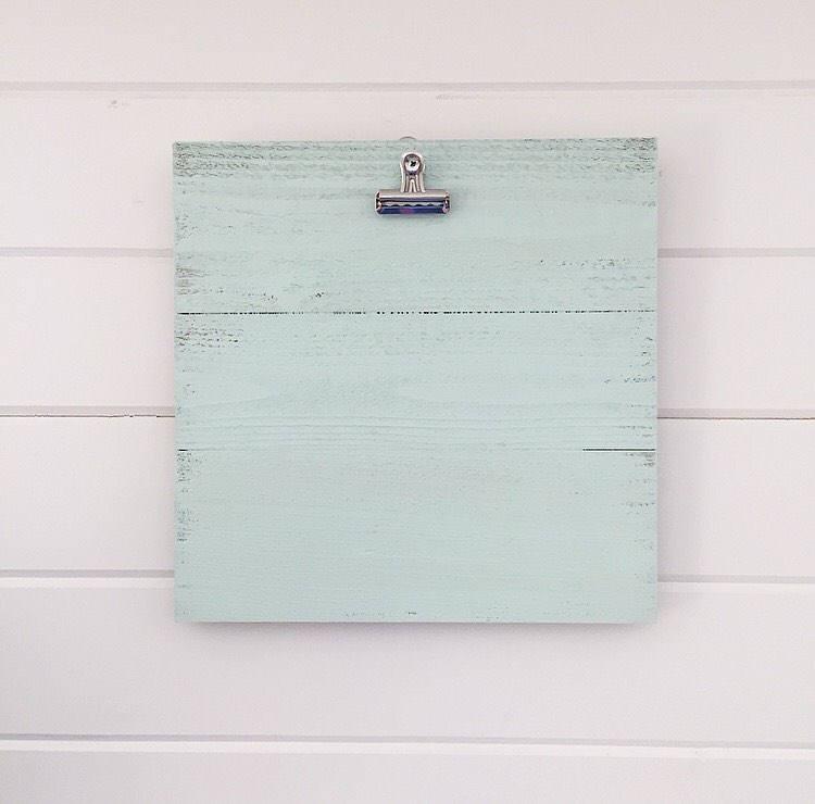 14x14 Clipboard Art - Clipboard Frame ~ Kids Art Display