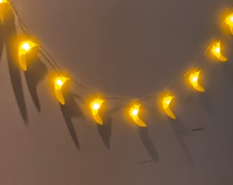 Banana String Lights found by Willabird Designs Vintage Finds