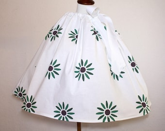 Haunted Mansion, Disney, Tight rope Walker, Stretching Pictures Skirt for Young Gals