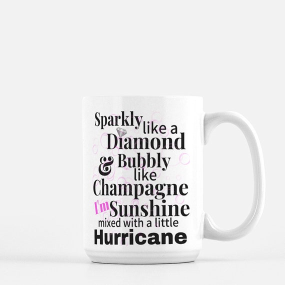 Roommate Gift, 15 oz, Queen Coffee Mug, Empowering Quotes, Sassy Coffee  Mugs, Witty Mug, Sparkle Mug, Sparkly Coffee Mug, Motivating Quote