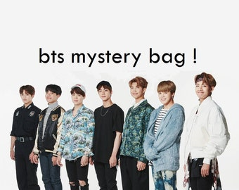 bts mystery bag