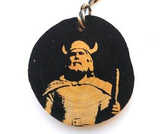 Gimli Viking, Gimli (Manitoba, Canada) Ornament