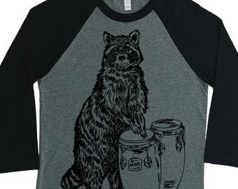 Baseball TShirt for Women - Unisex Fit - Raglan T Shirts for Women - Cat Shirt - Graphic Tee for Women - Womans Baseball Shirt -