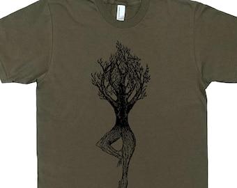 Yoga Shirts for Men - Yoga Top - Yoga Gifts for Men - Yoga Lover - Yoga Clothing - Yoga Lifestyle - Yoga Clothes Men - Yoga Pose Shirt