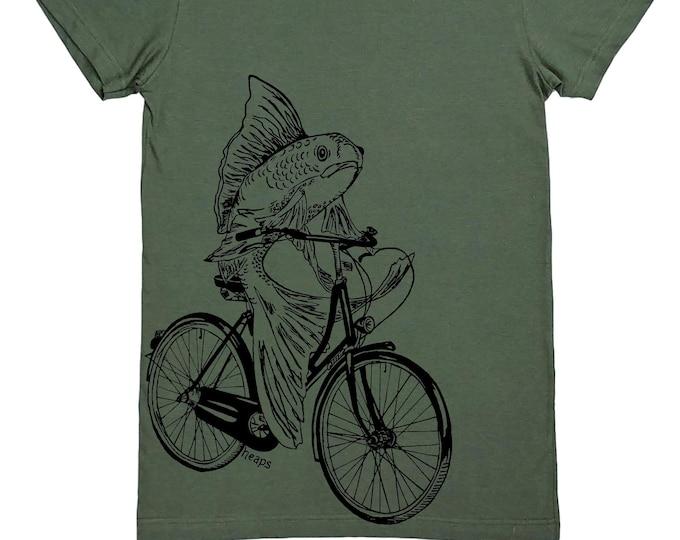 Womens TShirts - Feminist Womens Tees - Cool TShirts - Best Friend Gift - Womens Tee - Nautical T Shirt - Green Tshirts - Gift for Women