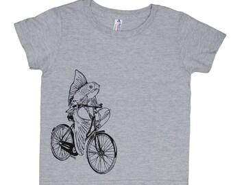 Girls T shirt - Boys TShirt - Cat Tshirt - Toddler T shirt - Funny Kids Shirts - Funny Girls Tshirts - Printed Nautical Tee - Tee for Boys