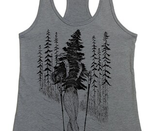 Hiking Tanks for Women - Exercise Tank Top - Workout Tank Top - Womens Hiking Tank Top - Hiker Tank Top - Womens Tank Tops Funny Tank Tops