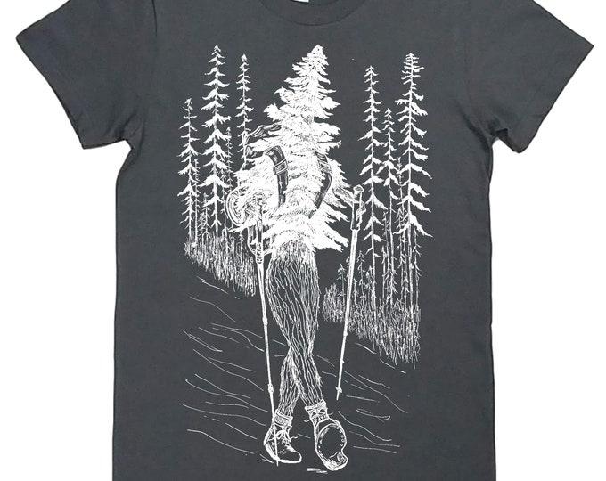 Womens T Shirt - Womens Tee - Hiking TShirts - Outdoor T Shirts - Funny Nature Tee Shirt - Forestry gift - tree design t shirt - tree tee