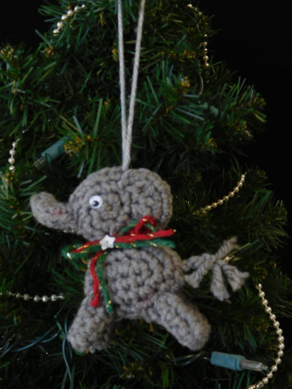 Crochet Your Own Elephant Decoration   Craft Hobbies at The Works   760x570
