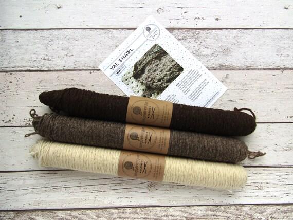Artisan yarn pack + FREE pattern