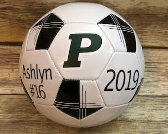 Senior Soccer Gift Etsy