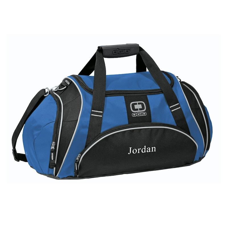 cad494840ac6 Personalized Ogio Gym Bag Ogio Blue Gym Bag Personalized