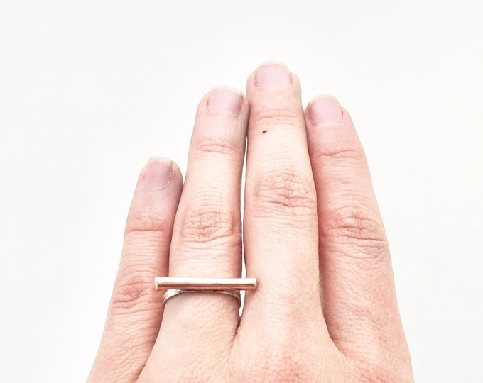 Steph Ring - Bronze/Silver
