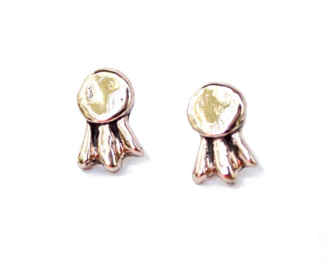 Annie Earring - Bronze