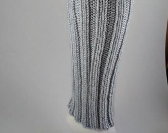 Ribbed Leg Warmers / Knitted Leg Warmers / Winter Leg Warmers / Women Legwarmers / Knee High Legwarmers / Adult Leg Warmers / Dance