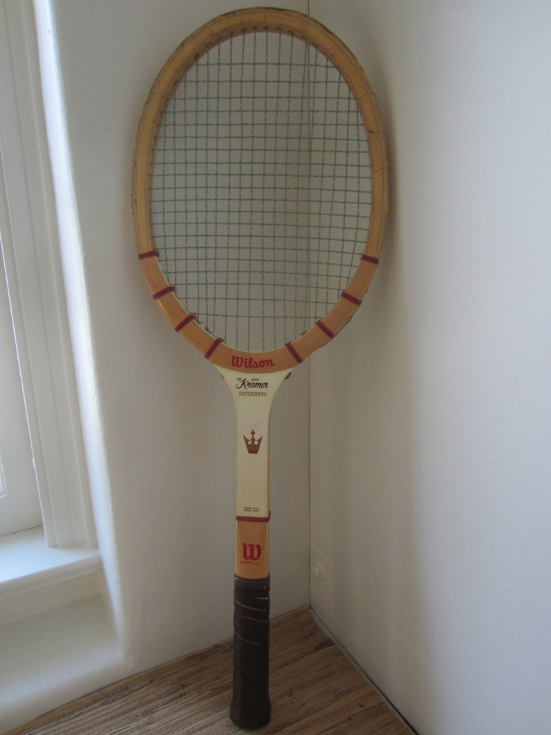 Decor Jack Vintage Tennis Décoration Housse Raquette Sports Kramer Sport Wilson De qALSc35j4R