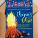 rachana sachdeva reviewed Lohri Invitation {His & Hers in Navy and Pink backgrounds}