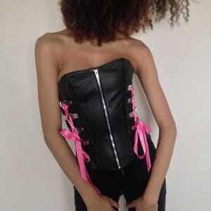 Vtg 90/'s ROMANTIC RETRO lilac sparkle organza 3 piece corset skirt matching shawl XS