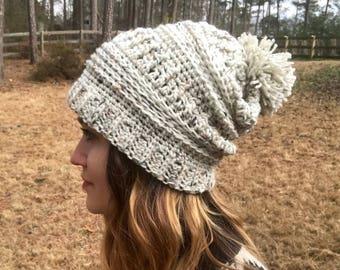 803565e01db Crochet slouchy hat