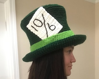 4dc891857 Mad hatter hat | Etsy