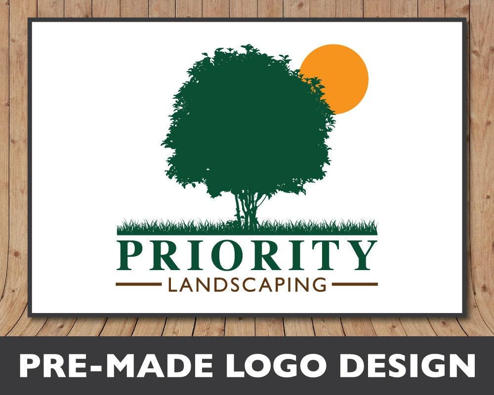 landscaping logo lawn care logo design lawn service logo