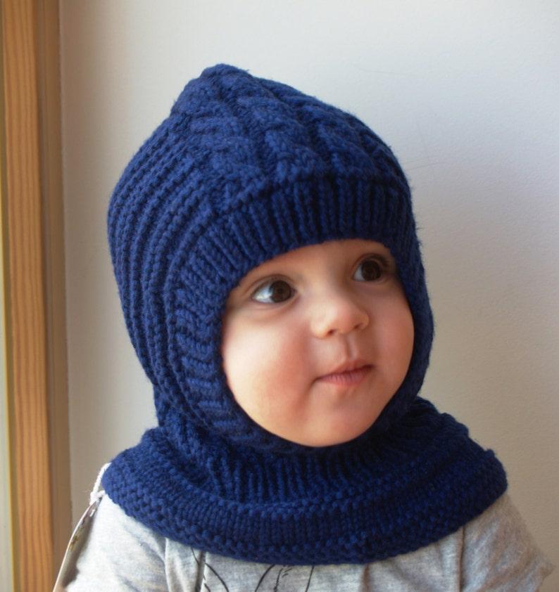 Bebé niño pequeño niños con capucha sombrero gorro  f092709d6f0