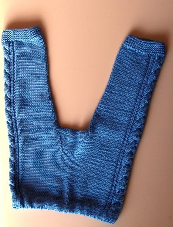 3 Months 100/% Merino Wool Infant Bottoms Size