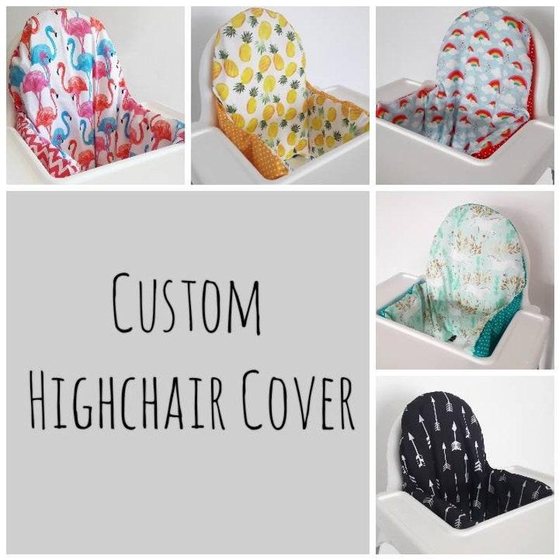 Custom Antilop IKEA highchair cushion cover  cushion cover image 0