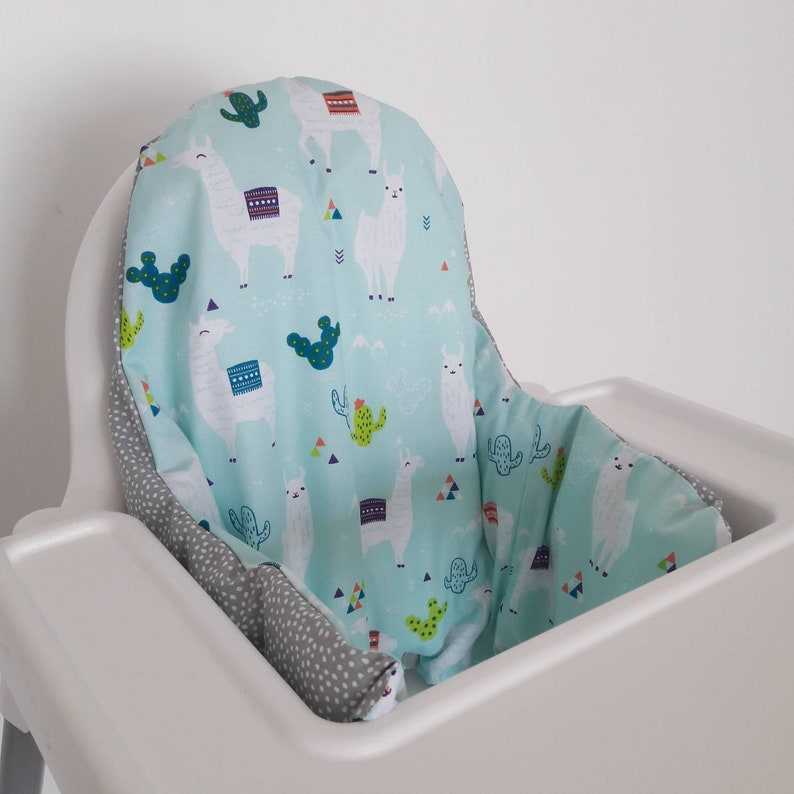 Cushion cover for the Antilop IKEA highchair  cushion cover image 0